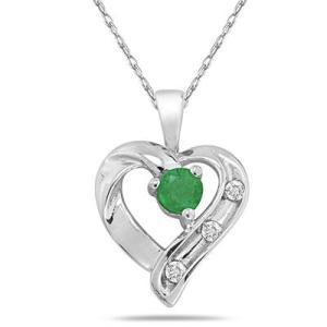 szul emerald heart