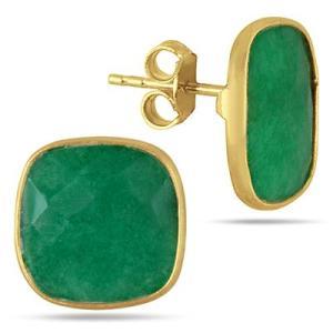 szul emerald earring